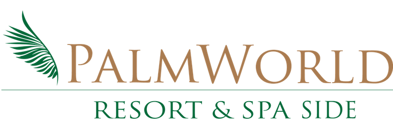 Palm World Resort & Spa Side Hotel Logo